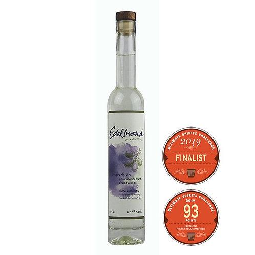 vinars da vin   artisanal grape brandy  infused with dill   375ml bottle