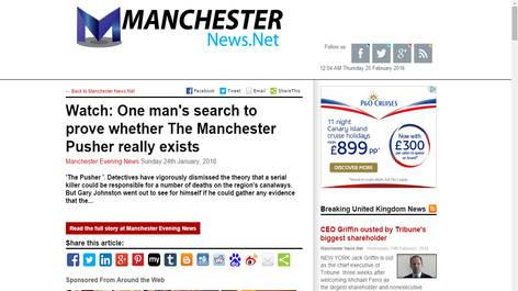 Curiosity - Manchester News Net