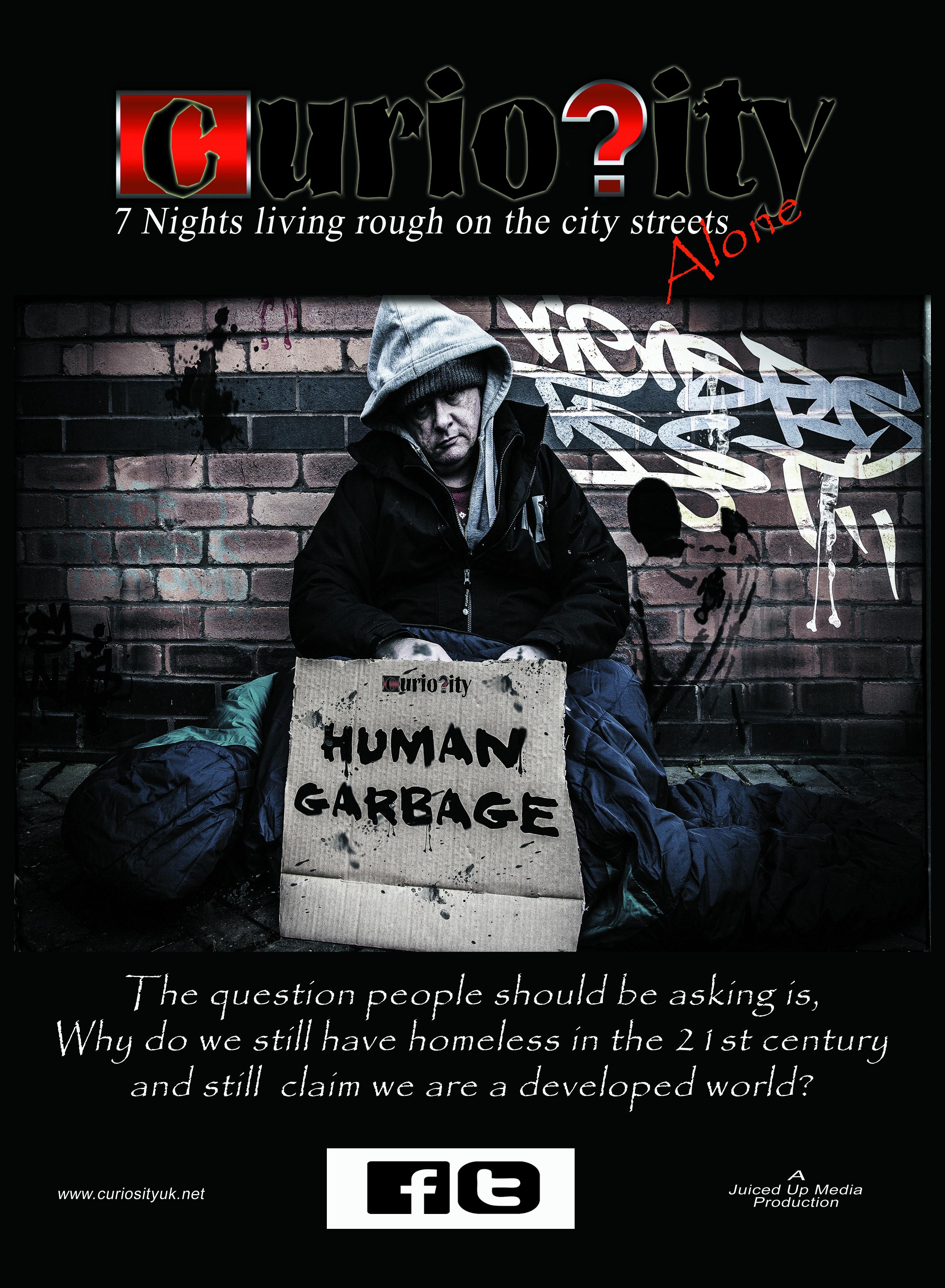 Curiosity - Human Garbage