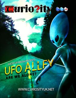 Curiosity - UFO Alley
