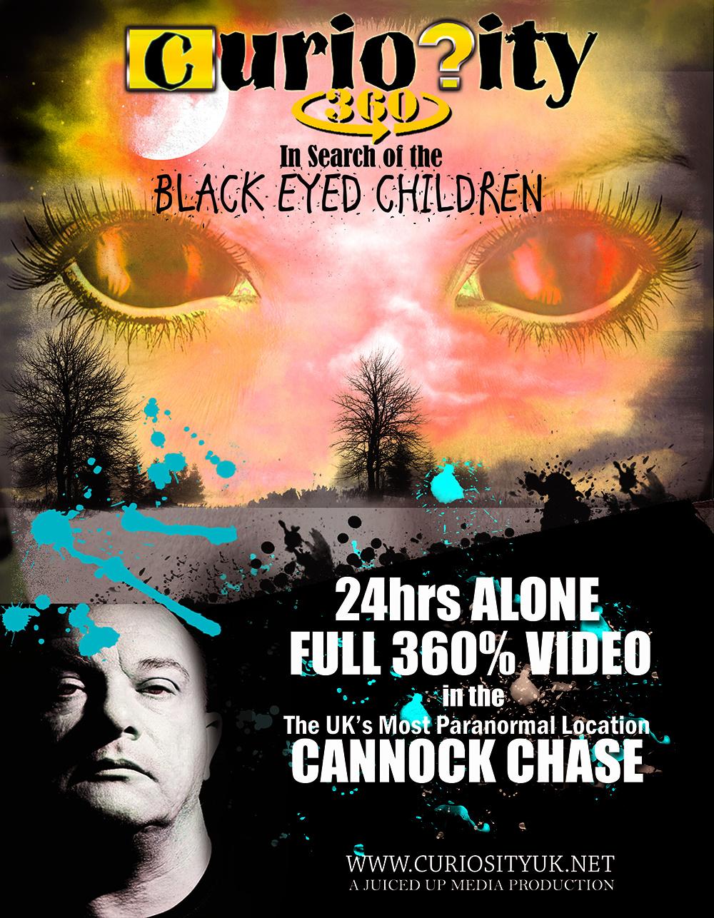 Curiosity - Cannock Chase 360