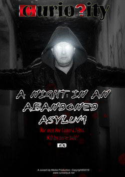 Curiosity - A Night In Abandoned Asy