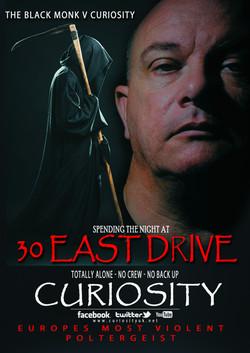 Curiosity - Black Monk of no30