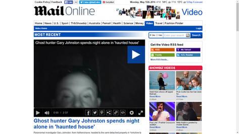 Curiosity - Daily Mail