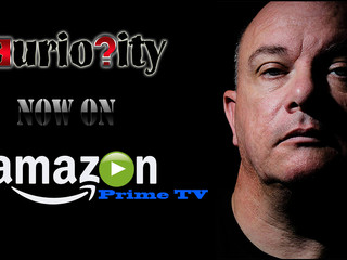 Curiosity - Now on Amazon