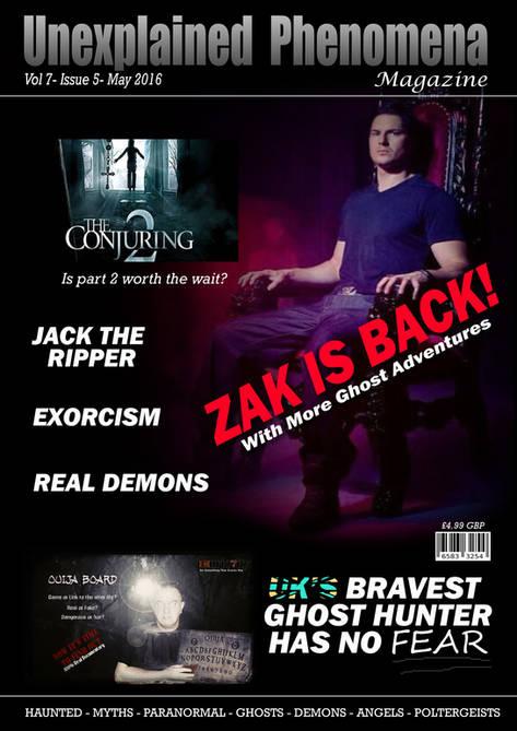 Unexplained Magazine