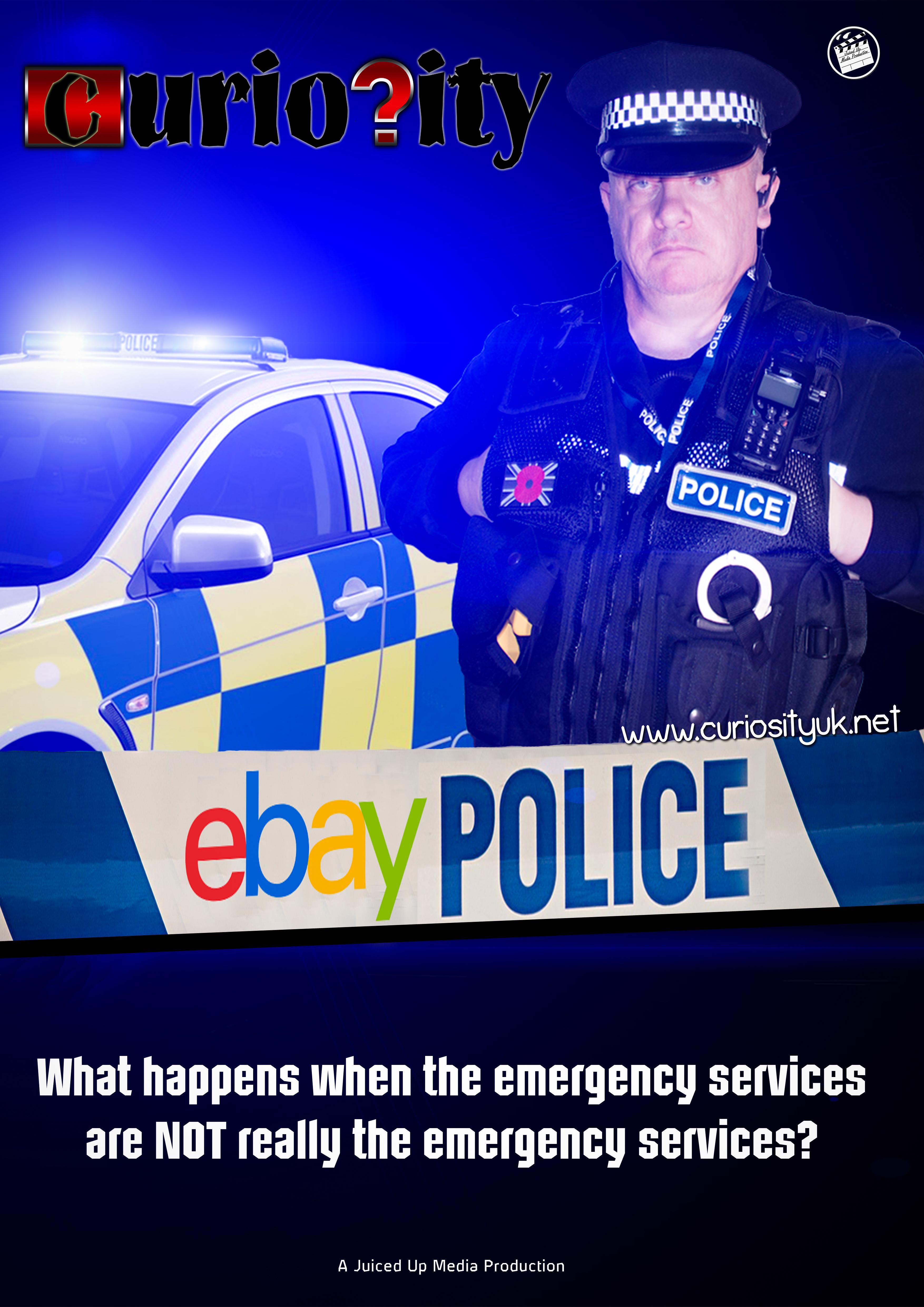 Curiosity - Ebay Police
