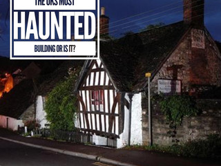 The UKs most haunted building or is it?