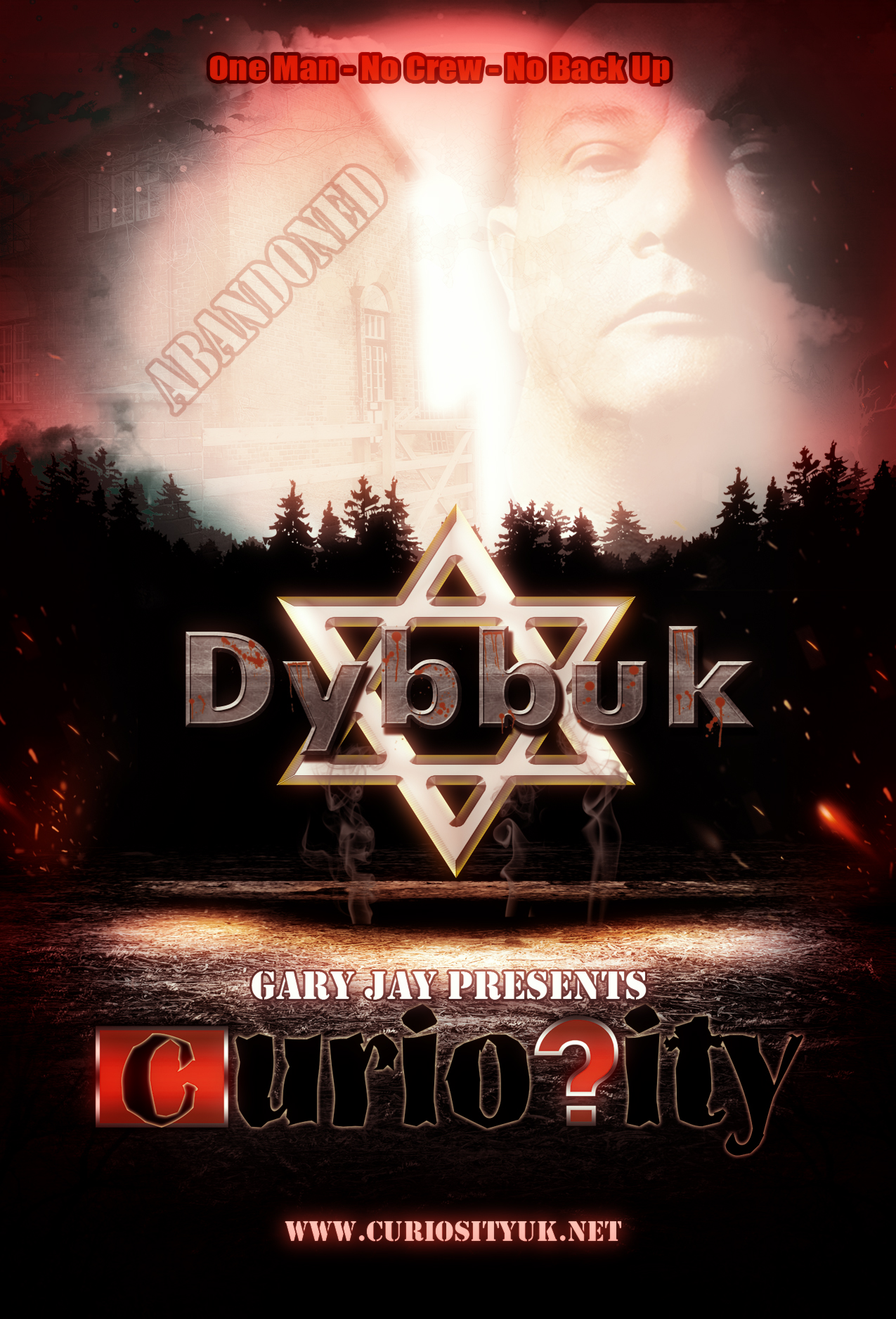 Curiosity - Dybbuk