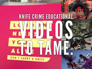 Knife crime to tame
