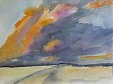 Winter auf Wittow (Malerei ab 2010)