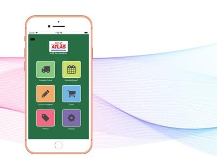 """Download """"Atlas Shippers ASI Box"""" App!"""