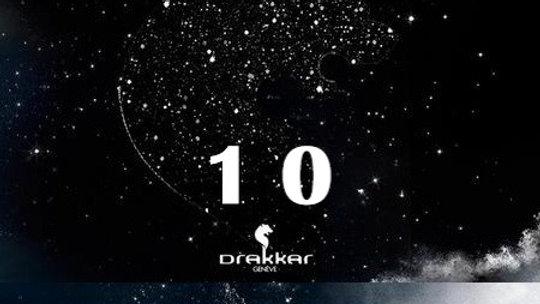 Spécial Limited Edition Anniversaire 10 ans DRAKKAR