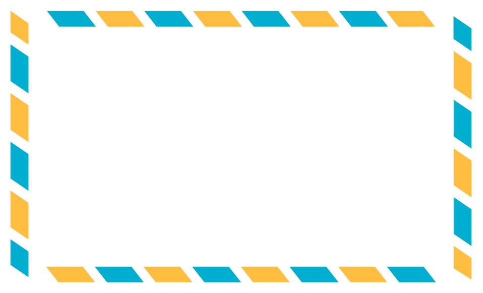 Envelop van het luchtpost