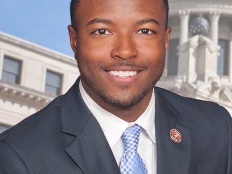 Rep. Anderson joins Rep. Scott with resolution that opens the door for introduction of police reform