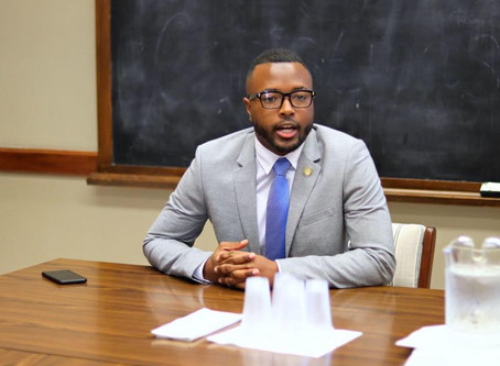 Reps. Anderson, Williams-Barnes files resolution to allow bill that would change state flag