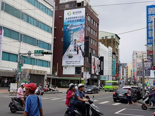 CY-01 嘉義中山路商圈