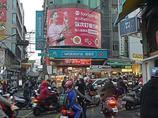 TC-02 台中東海商圈
