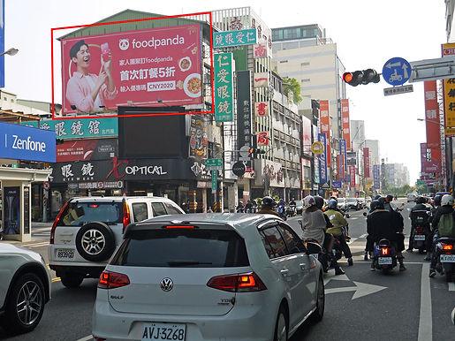 TN-02 台南站前商圈(青年路口)