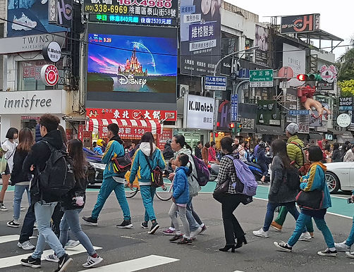TY-01 桃園站前商圈