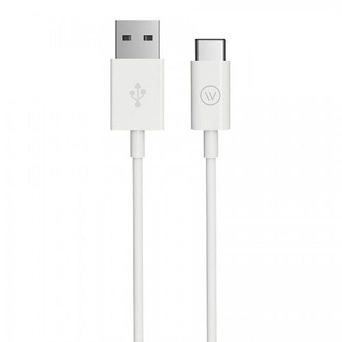 Cabo iWill USB-C para USB