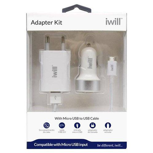 Kit iWill 3 em 1