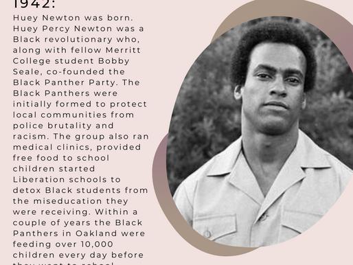 OTD February 17th - Black History Month
