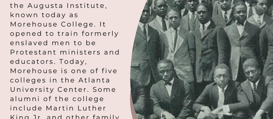 OTD February 14th - Black History Month