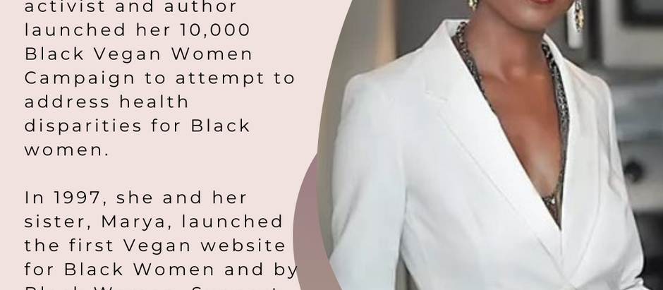 OTD February 6th - Black History Month
