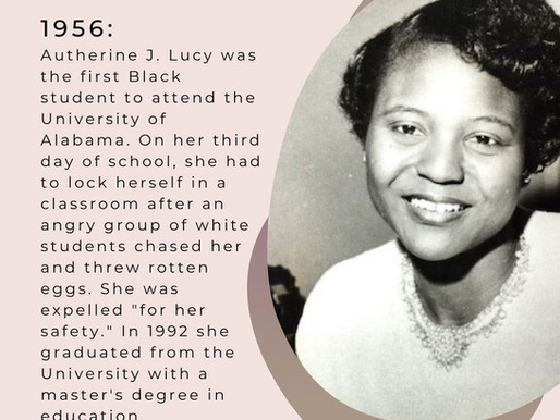 OTD February 3rd - Black History Month