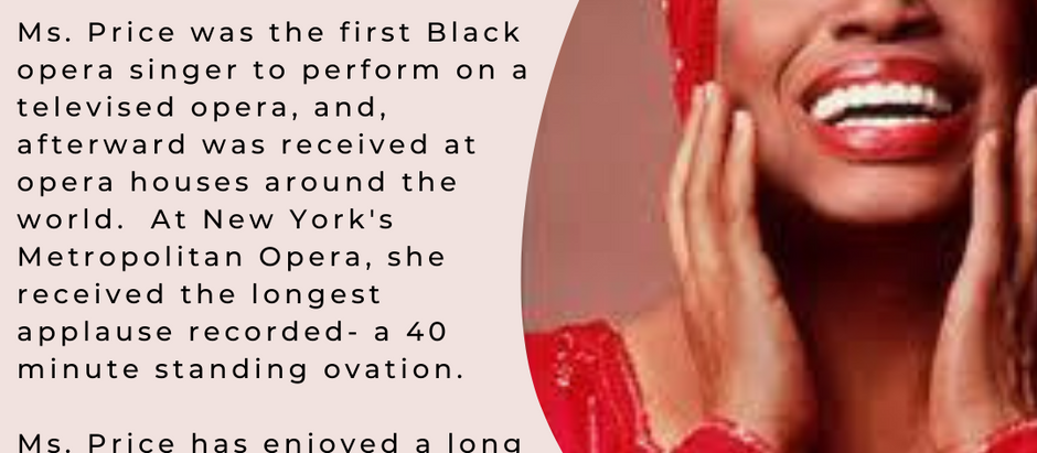 OTD February 10th - Black History Month