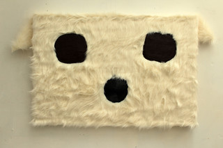 We are all in the gutter, but some of us are making faux fur art