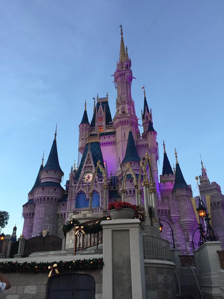 My second home, gets a bit noisy but well its Disney :)