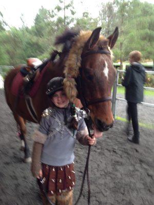 Horse-a-ween