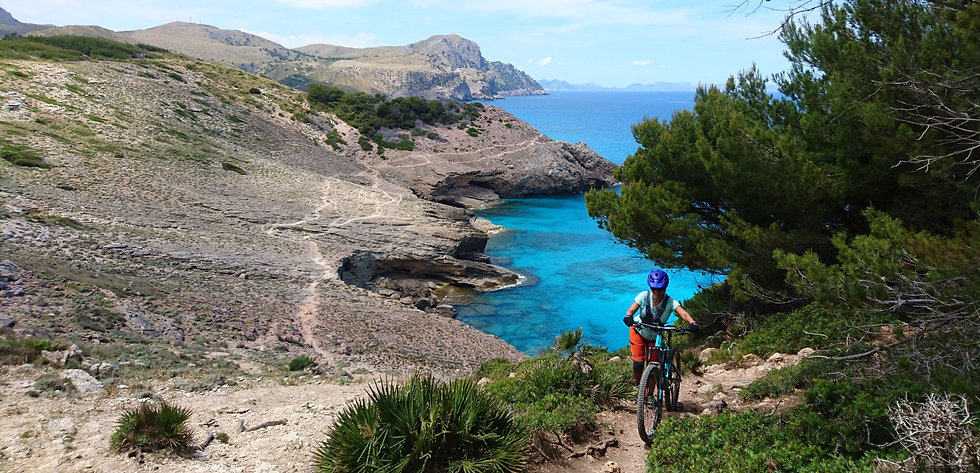 Mountain Biking Mallorca