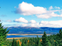 View from Wanderers Peek Trail