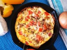 Phat Veggie Fritatta w/Brie