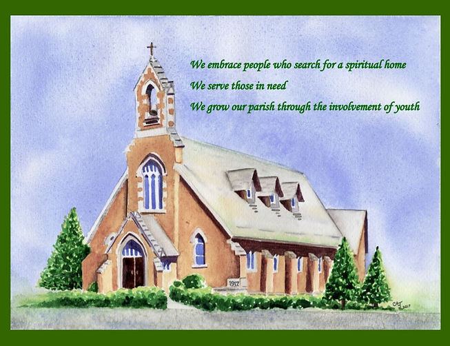Our Mission Statement, St. Patrick's Church