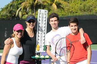 North Miami Beach Tennis Academy - NMBA - Florida - Tennis Tournaments and Events
