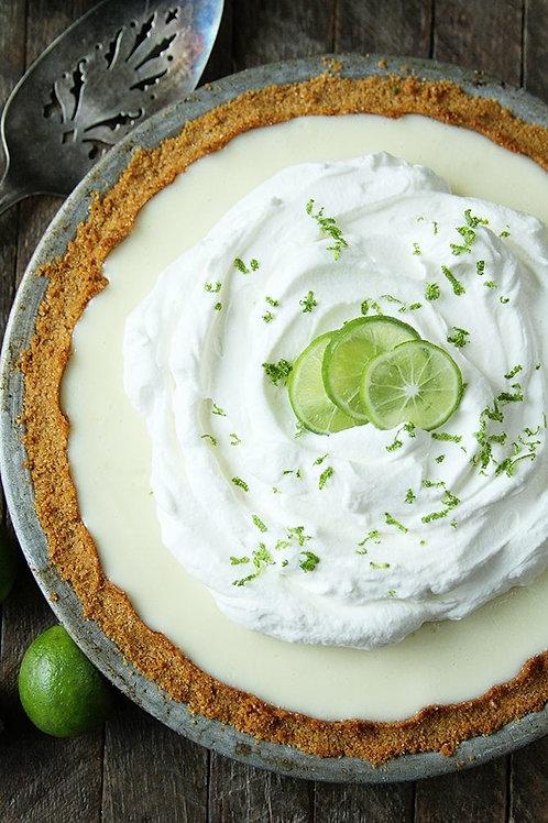 Sublime Key Lime Pie