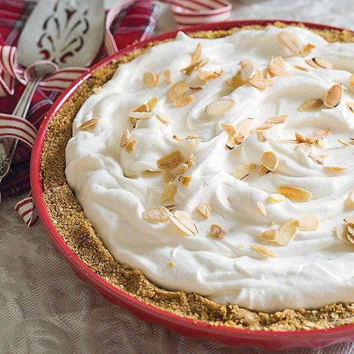 Amaretto Cream Pie
