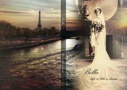 Bella cover spread