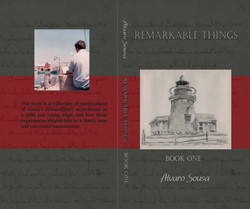 Remarkable Things Book One Hardcover Cover 2 barcode removed