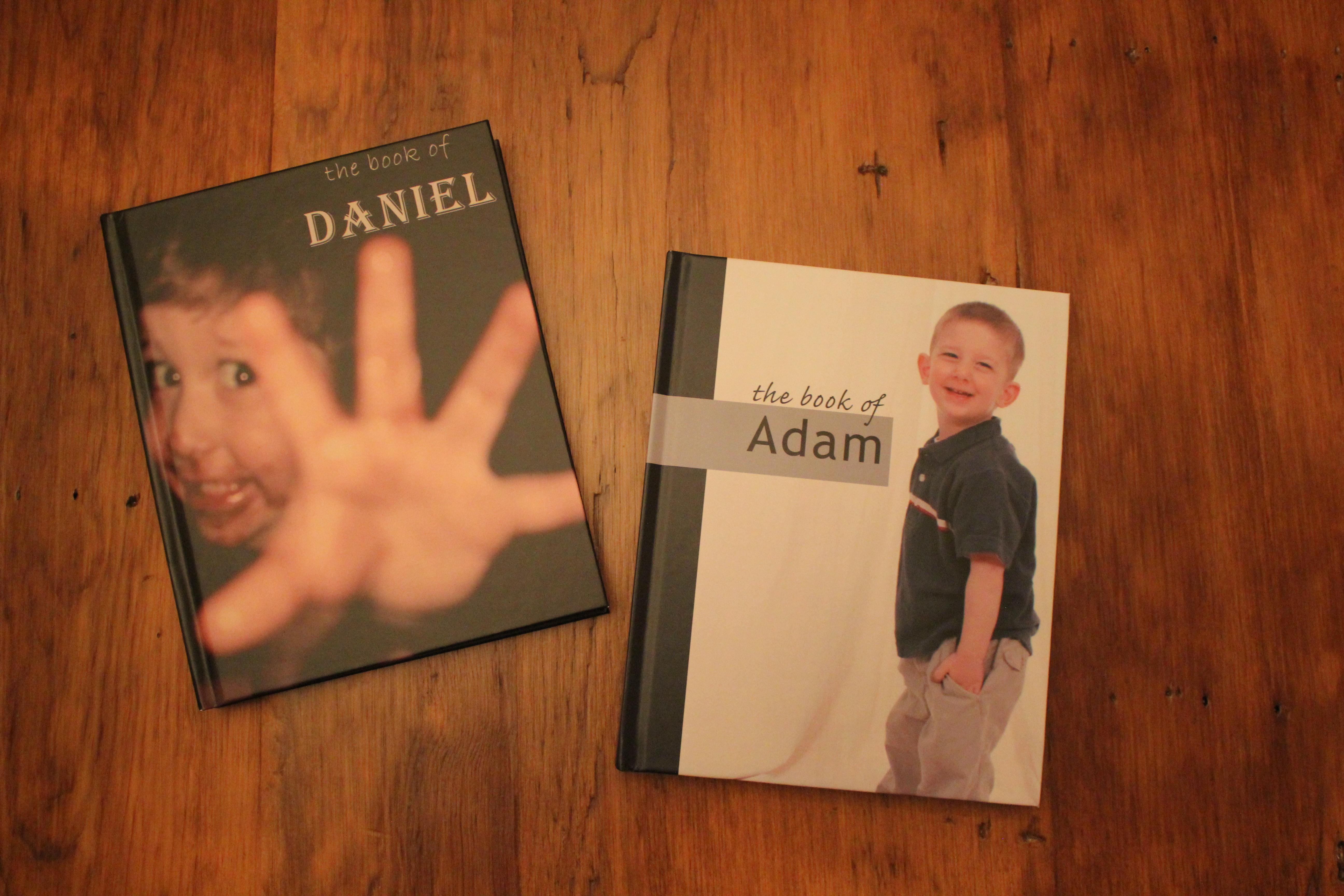 Daniel and Adam