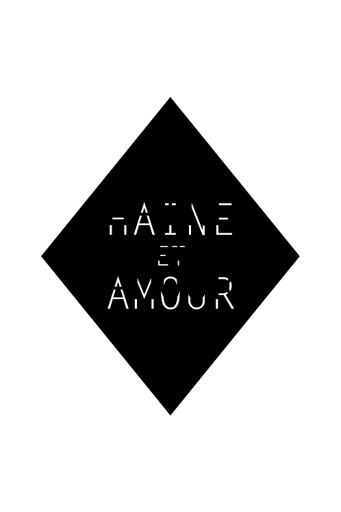 Patch haine et amour