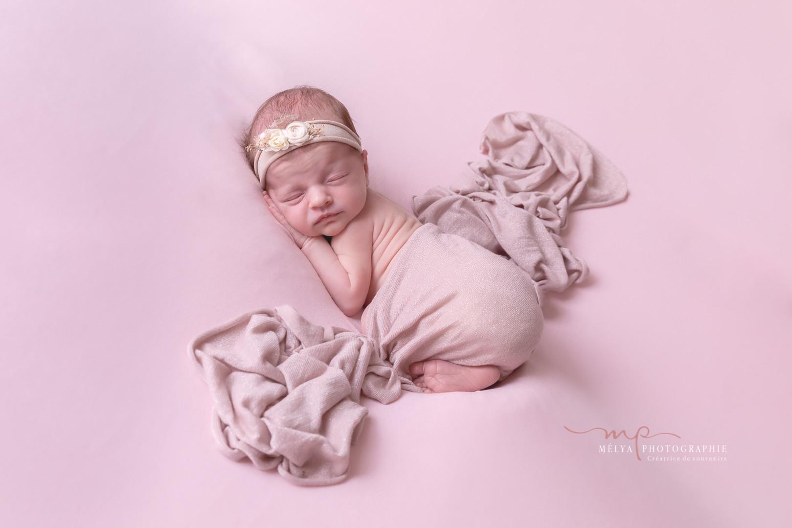 séance photo naissance melya photographie