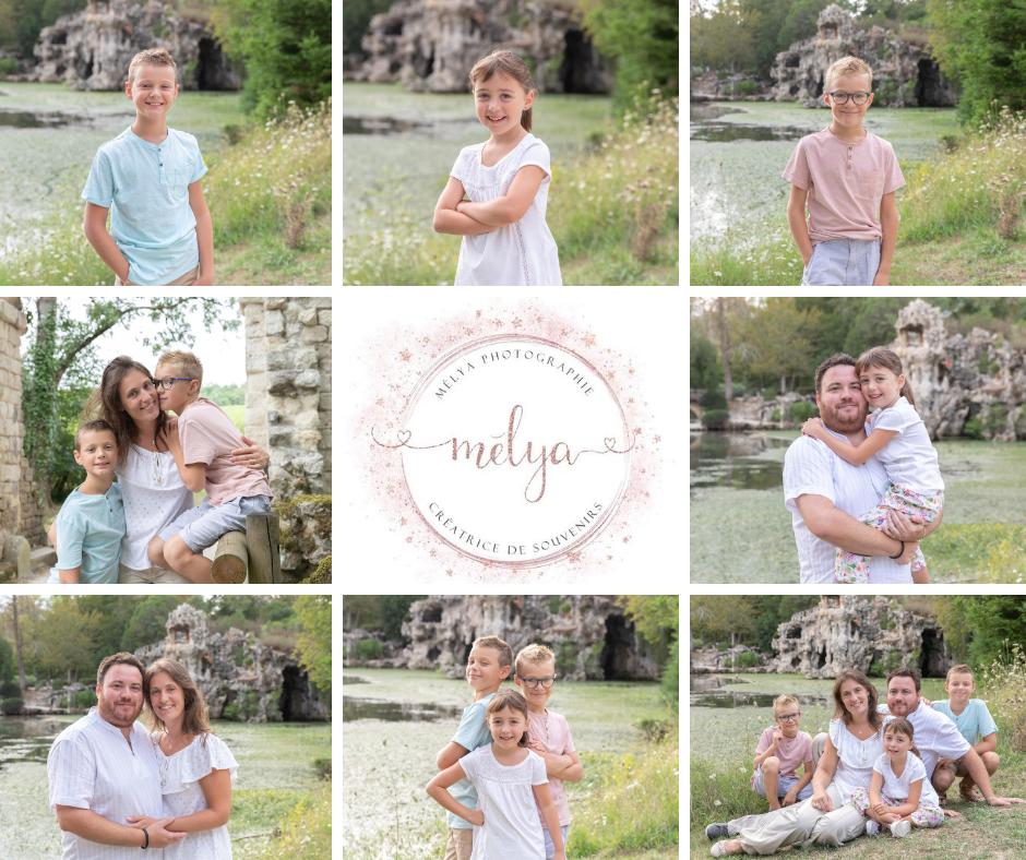 séance famille mélya photographie