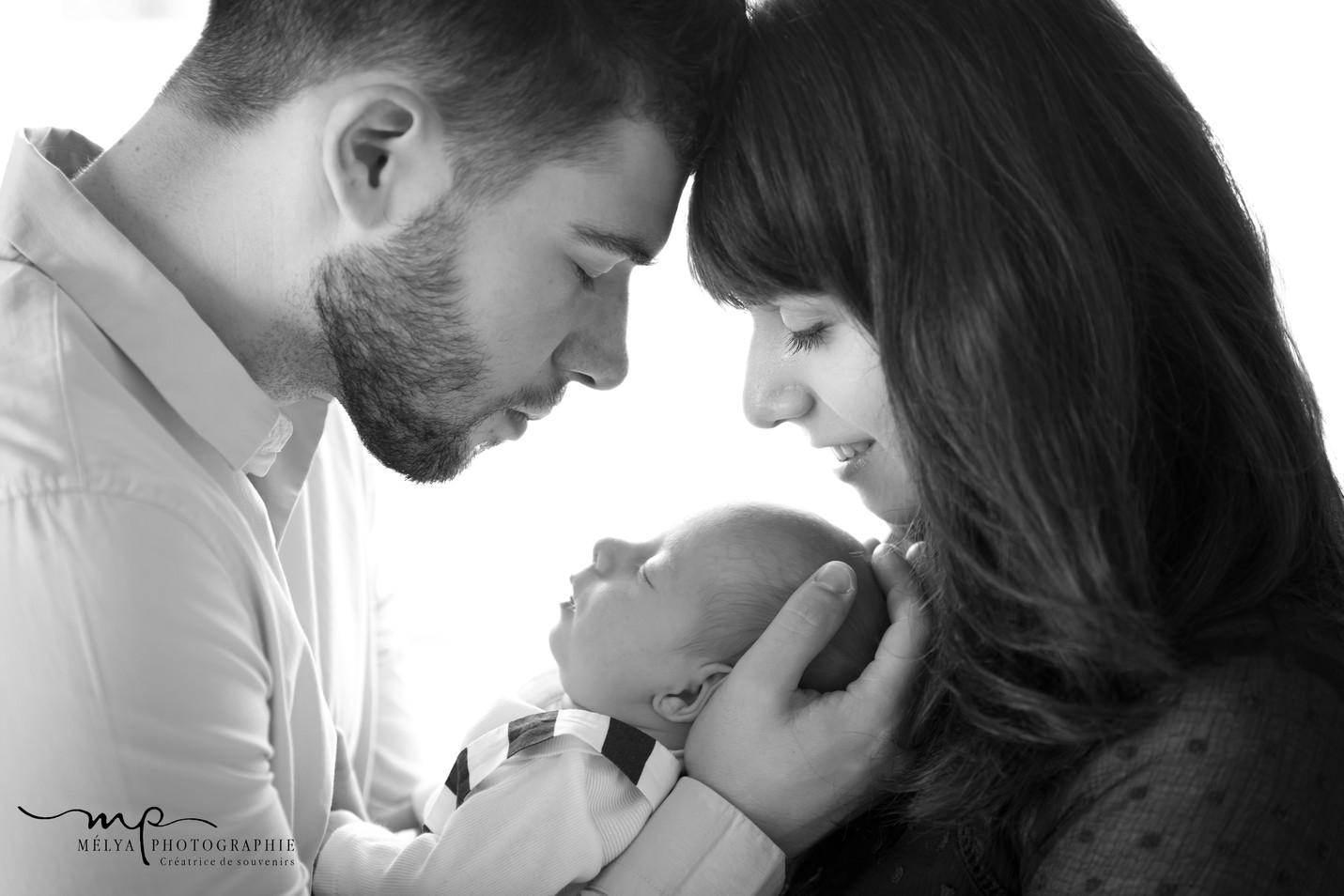 séance photo naissance mélya photographie