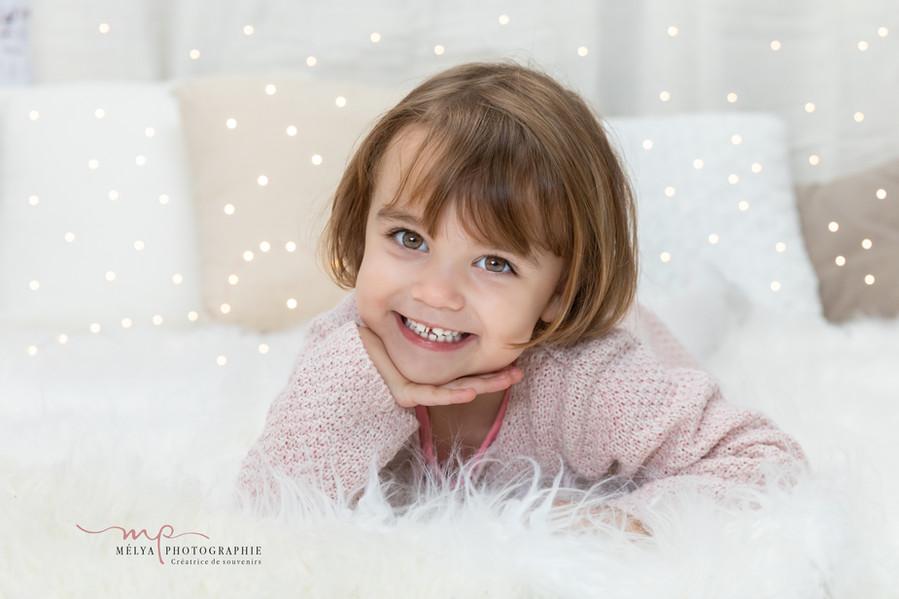 séance photo portrait enfant