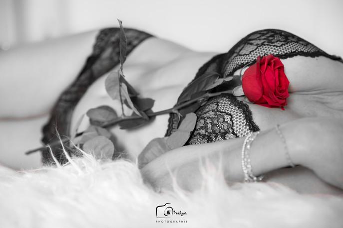 séance photo boudoir mélya photographie